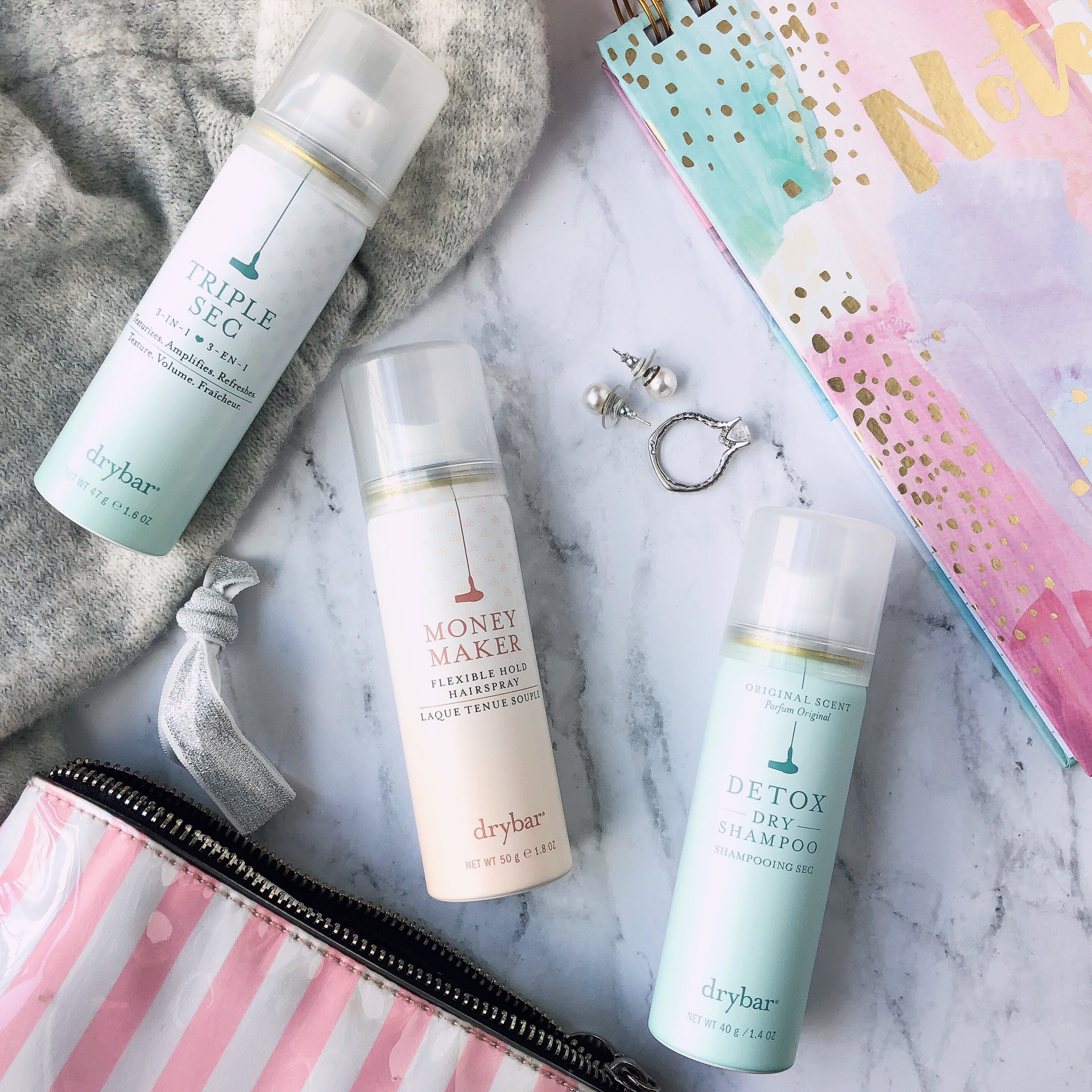 My top 3 styling products
