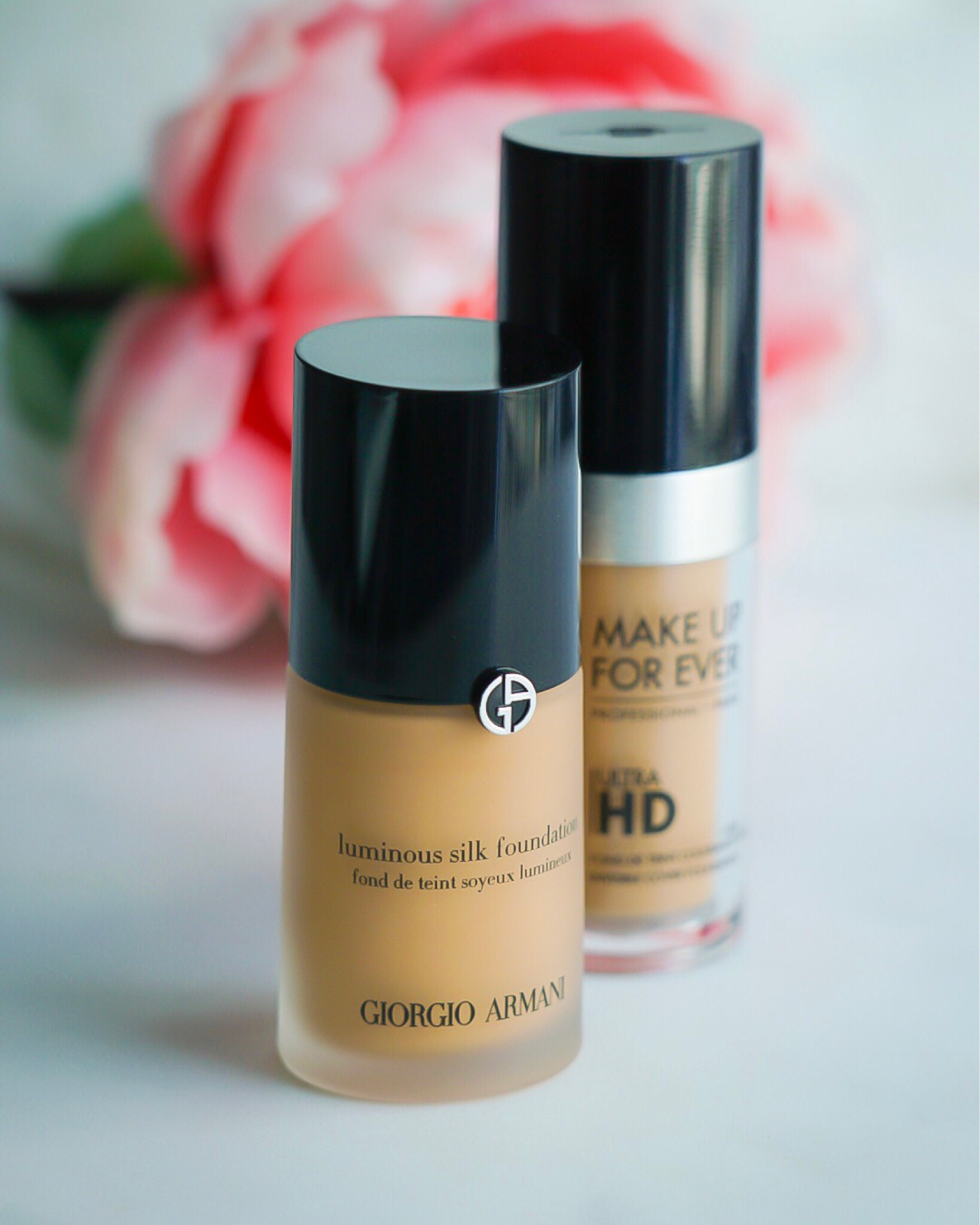 My all time favorite foundations